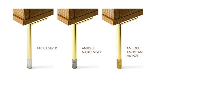 NICKEL SILVER | ANTIQUE NICKEL SILVER | ANTIQUE AMERICAN BRONZE